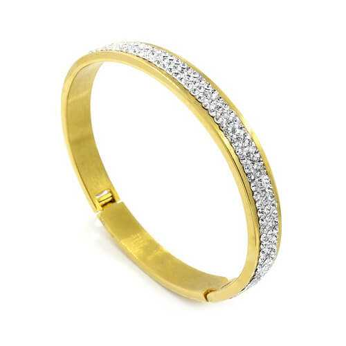 Gold Plated Bangle3